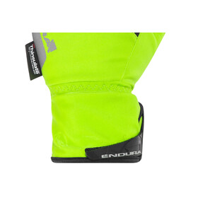 Endura Deluge II Handschuhe Neon Grün
